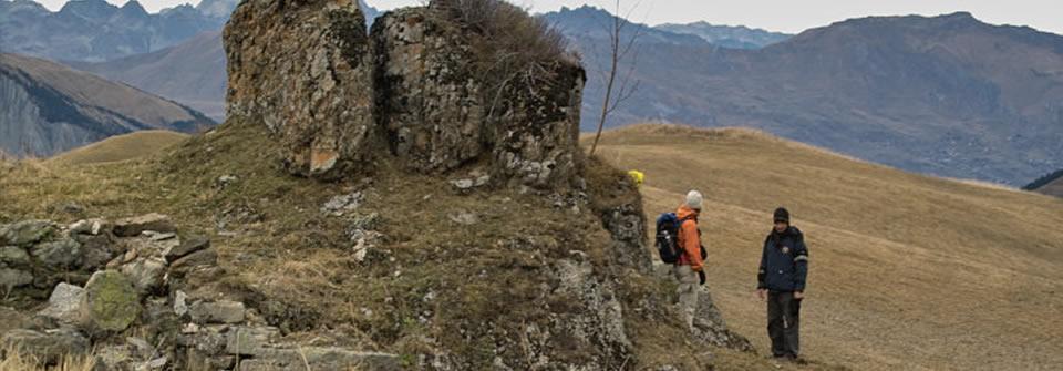Découverte de la géologie dans le Géopark du Chablais